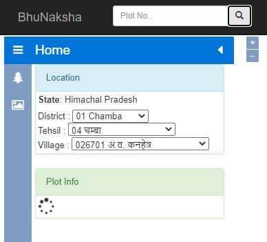 Bhu Naksha Himachal Pradesh